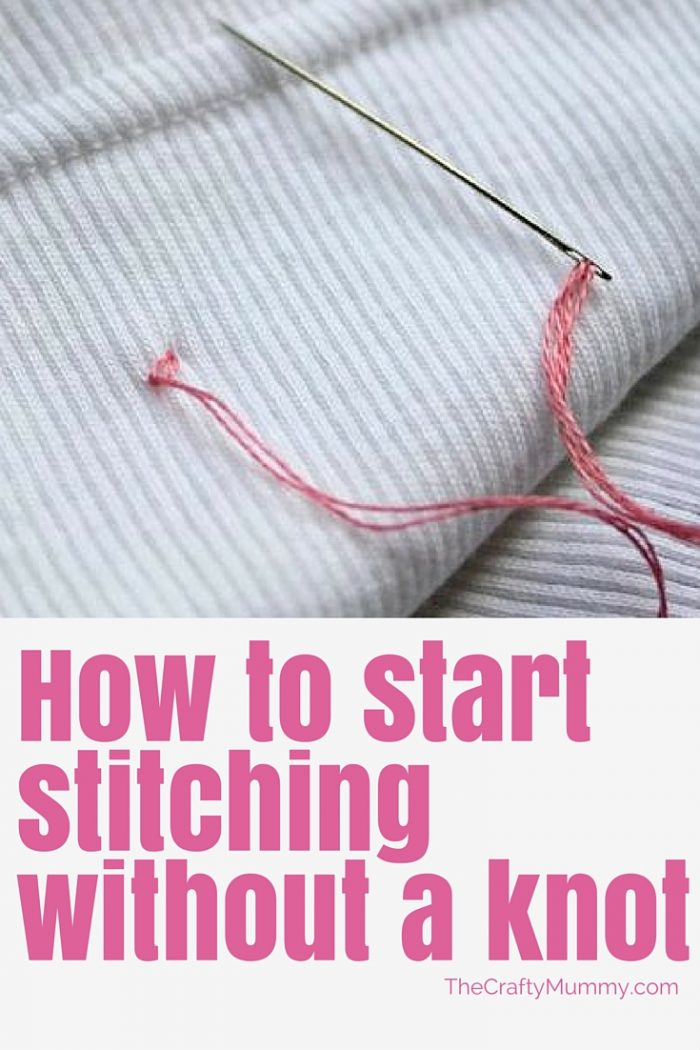 Where To Start When Decorating A Living Room: Start Stitching Without A Knot