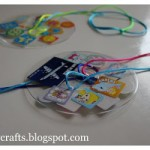 Kid's craft… CD spinner