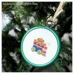 More Cross Stitch Ornaments