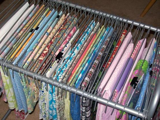 Hanging Fabric Storage
