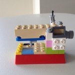 sewing machine Lego