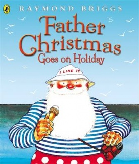 Father Christmas goes on Holiday book