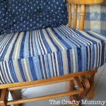 cushion for glider rocker