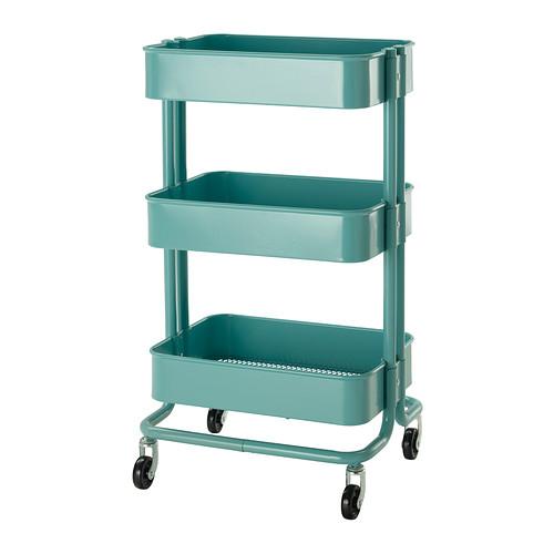 Ikea raskog metal trolley