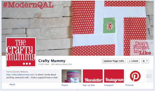 facebook page the crafty mummy