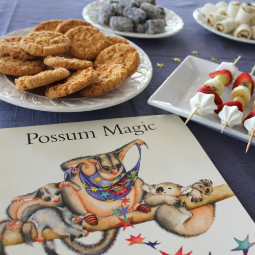 possum morning tea