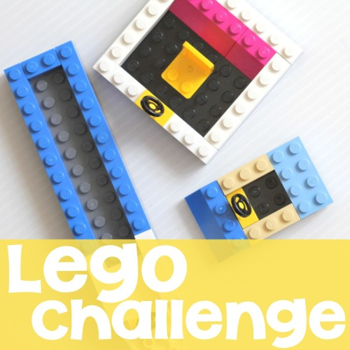 Lego Challenges for Kids