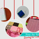 Four for Friday: Sewing for Crafters