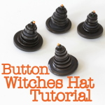 Button Witches Hat Tutorial