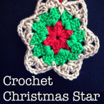 Crochet Christmas Star