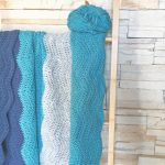 Learn to Crochet a Ripple Blanket