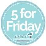 Five for Friday Christmas