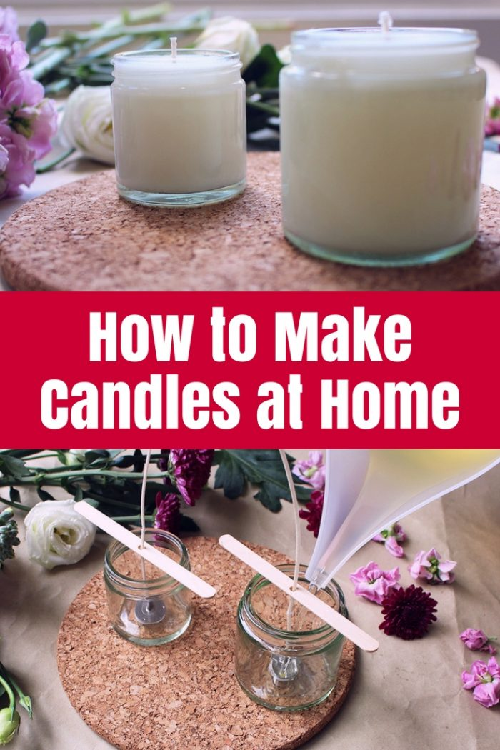If you've ever wanted to know how to make candles at home then my guest, Jen Donald, has the perfect tutorial for you. She makes it look easy!